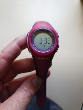 Reloj digital Decathlon