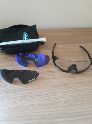 7d8254ed15 Gafas Oakley ciclismo de segunda mano en WALLAPOP