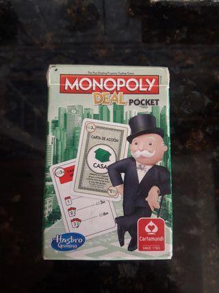 monopoli en cartas