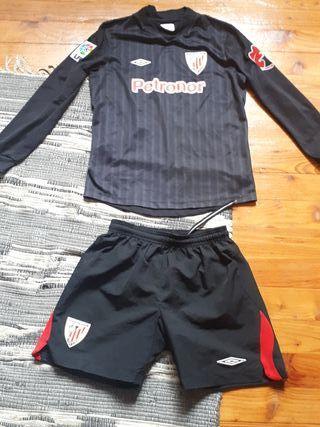Conjunto Athletic 10 años original