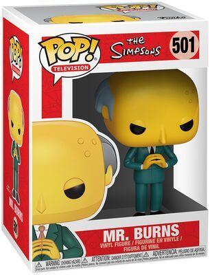 Funko Pop Mr. Burns 501. The Simpsons
