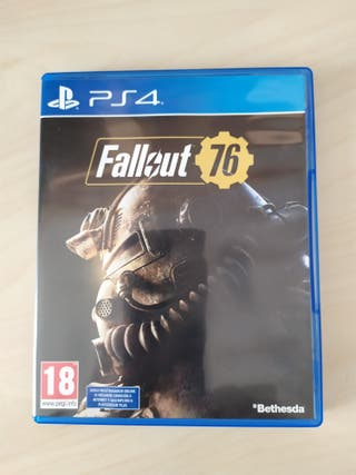 Fallout 76 Playstation PS4