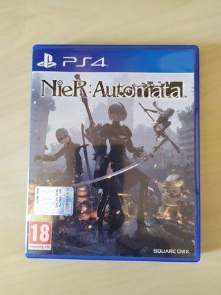 Nier Automata Playstation PS4
