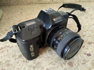 camara fotografica analogica RICOH