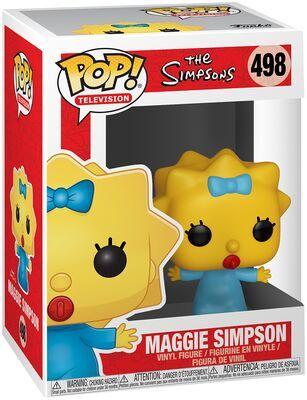 Funko Pop Maggie Simpson . 498 The Simpsons