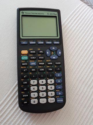 calculadora científica Texas Instruments TI-83Plus