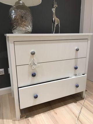 Ikea Hemnes Cómoda