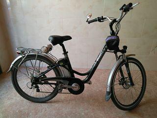 bicicleta eléctrica Monty