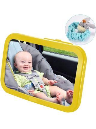 Espejo seguridad coche para vigilar a bebes NUEVO