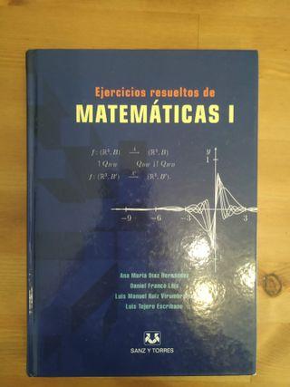 Ejercicios resueltos de Matemáticas 1