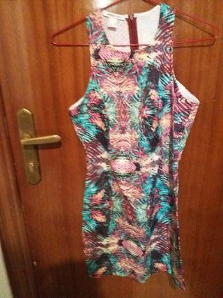 vestido talla S de BLANCO
