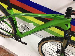 Bicicleta Ghost lector 6 Lc carbón 29