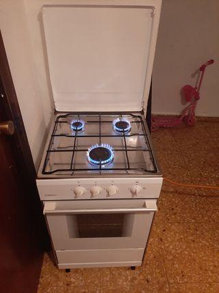 Cocina gas butan