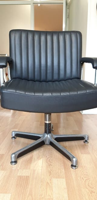 silla oficina vintage