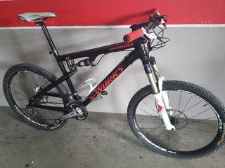 """Bicicleta de montaña 26"""" btt , Talla L"""