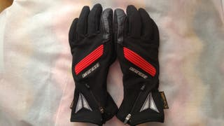 Guantes moto mujer Dainese