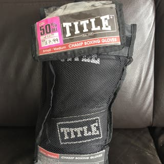 Boxing Gloves for training