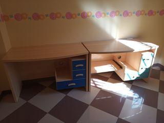 escritorio balda más armario
