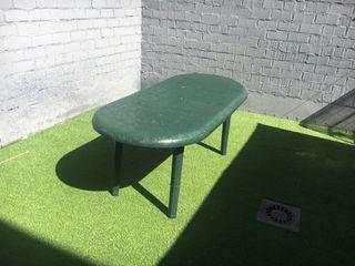 Mesa patio 180