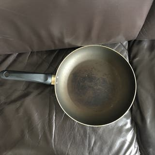Good condition frying pan lid included