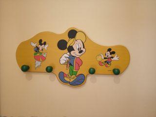 percha Mickey mouse