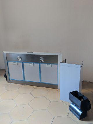 EXTRACTOR DE COCINA UPPDRAG DE IKEA. NUEVO!!!!!!!