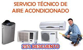TECNICO A/ ACONDICIONADO BARATO