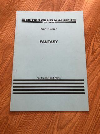 Fantasy para clarinete
