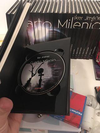 Colección cuarto milenio, iker jimenez