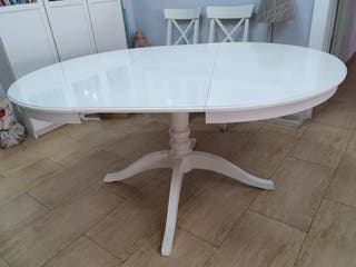 Mesa Comedor Extensible Ikea Segunda Mano {Canarias Deportiva}