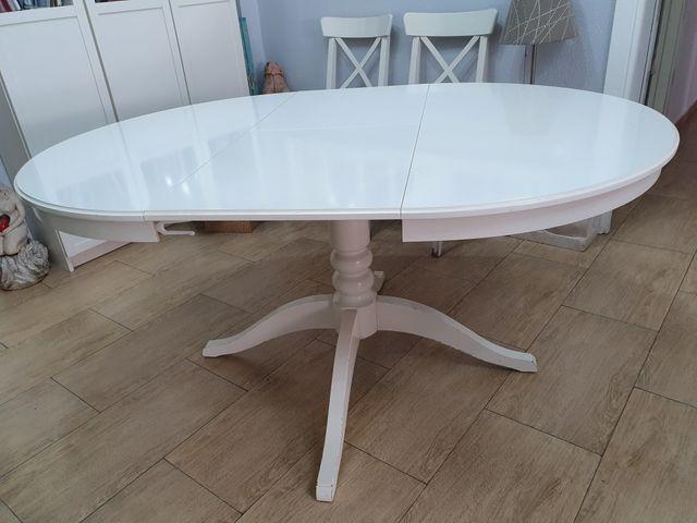 Mesa Comedor Extensible Ikea Ingatorp Extensible De Segunda Mano
