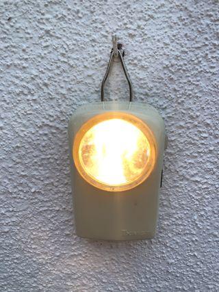 Linterna antigua TXIMIST, de petaca .
