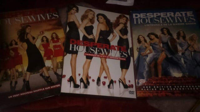 Saison Desperate Housewiwes
