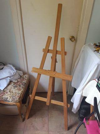 atril pintor