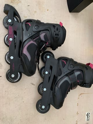 Patines / Rollers Oxelo Talla 40