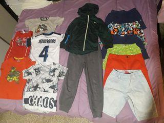 lote ropa niño 5-6 años
