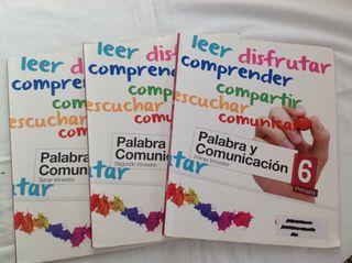 Tres libros castellano edebe