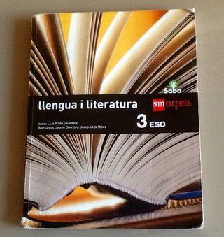 Llengua i Literatura 3º ESO. Valenciano. SM