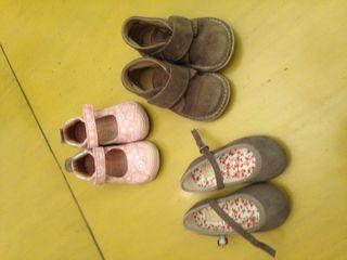 a1b942ce Zapatos bebé de segunda mano en Tres Cantos en WALLAPOP