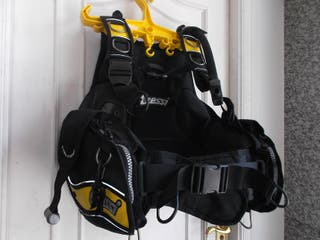 Jacket Buceo Cressi S-111R