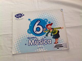 Musica 6to primaria