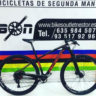 Bicicleta Berria bravo equipe nueva