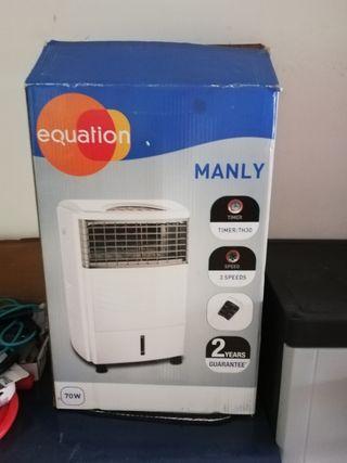 climatizador evaporativo equatio