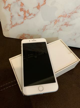 iPhone 7 Plus 256gb plata