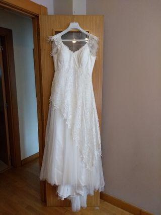 Vestido de Novia,.Pronovias