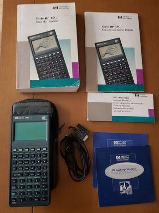 Calculadora Hp 48 GX