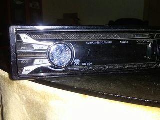 radio coche.