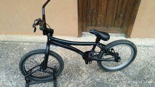 bicicleta monty301 bmx