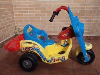 Moto de bateria Feber Chopper Baby