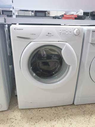 lavadora 6kg semi nueva!!